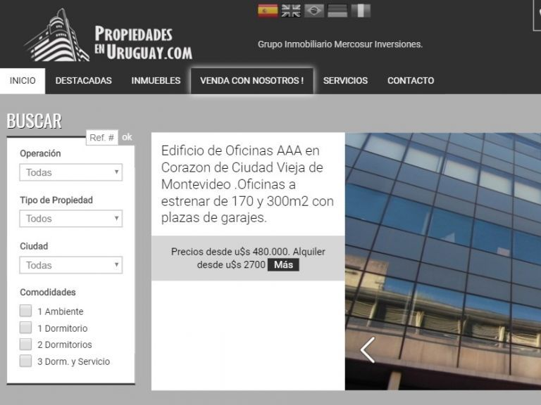 Inversiones inmobiliarias en Uruguay. Desarrollo de soluciones inmobiliarias 5 estrellas. - Propiedades Uruguay