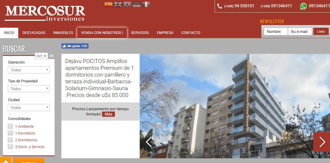 Grupo Inmobiliario Mercosur Inversiones